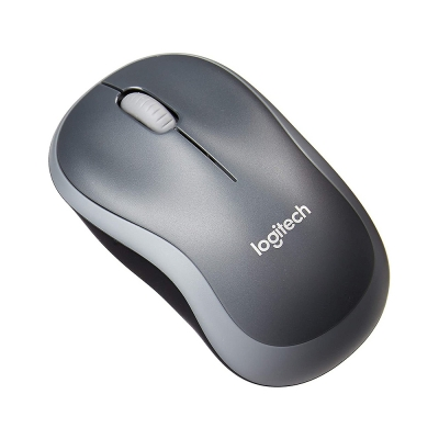 Mouse Logitech M185 Inalambrico Swift Gray