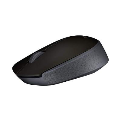 Mouse Logitech M170 Inalambrico Black