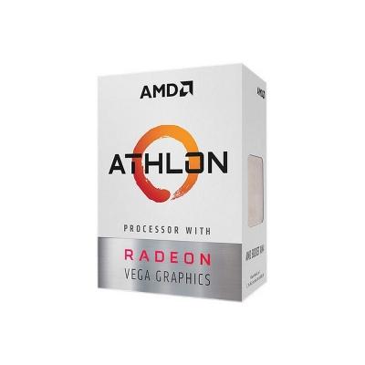 Procesador Amd Athlon 3000g Am4 3.5ghz Vega3