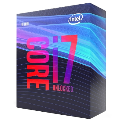 Procesador Intel (1151) Core I7 9700k S/cooler 3.6 Gh