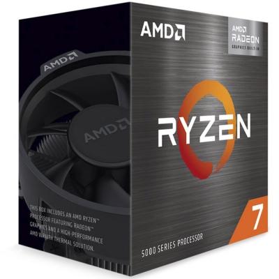 Procesador Amd (am4) Ryzen 7 5700g (solo Combo Actualizacion O Pc Completa)