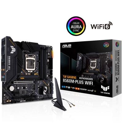 Mother 1200 Asus Tuf Gaming B560m-plus Wifi
