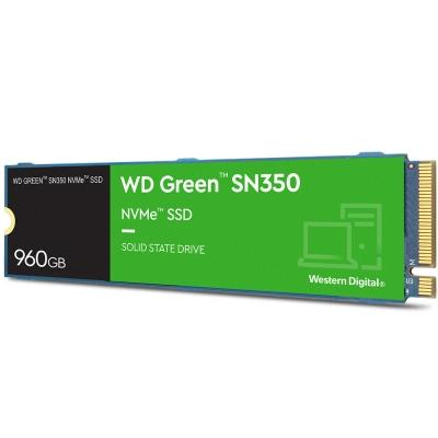 Ssd 960gb Wd Green Sn350 M.2 Nvme