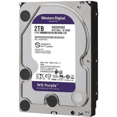 Disco Hdd 2tb Western Digital Purple 64mb
