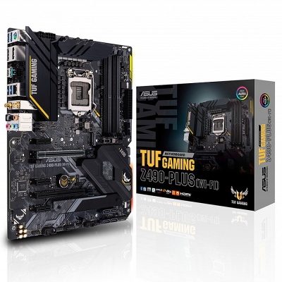 Mother 1200 Tuf Gaming Z490-plus Wifi 10gen