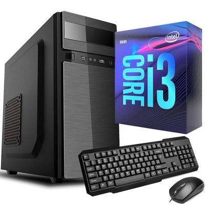 Pc Office Intel Core I3 9100 | Ssd 240gb | 4gb Ram | Fuente 500w
