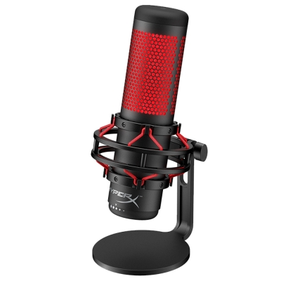 Microfono Hyperx Quadcast Negro
