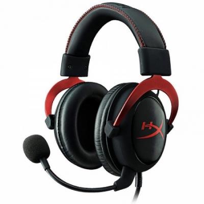 Auriculares Hyperx Cloud Ii Gaming Rojo