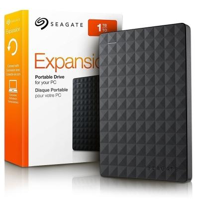 Disco Duro Seagate Externo 1tb ExpansiÓn Portable