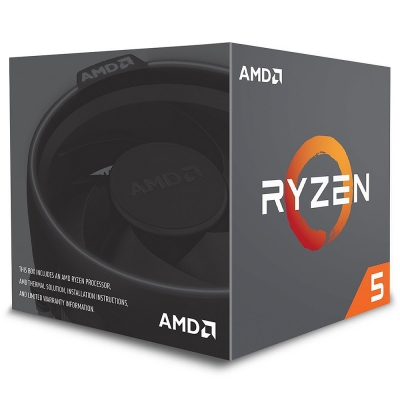 Procesador Amd (am4) Ryzen 5 2600 3.9ghz