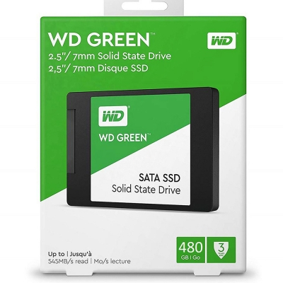 Ssd 480gb Wd Green