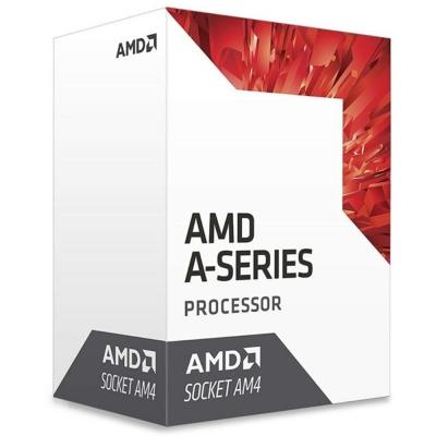 Procesador Amd Apu A10-9700 4 Core Am4 (3.8ghz Turbo) (solo Con Mother O Pc Completa)