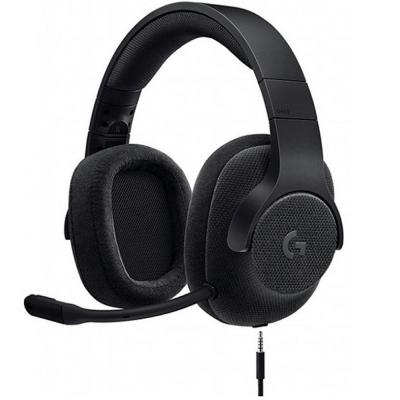 Auriculares Gaming G433 Sonido Surround 7.1 Black