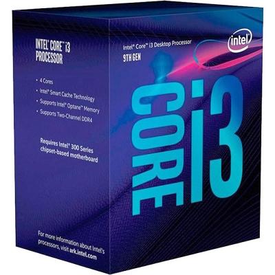 Procesador Intel Core I3 9100 9 Gen