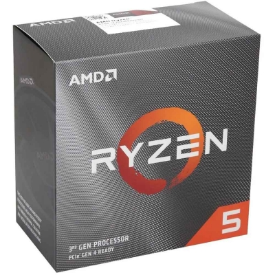 Procesador Amd Ryzen 5 3500x 4.1ghz Am4