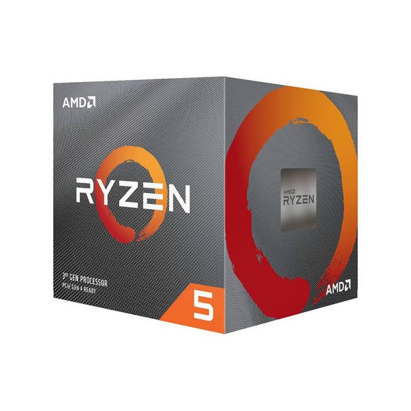 Procesador Amd (am4) Ryzen 5 3600x 4,4ghz