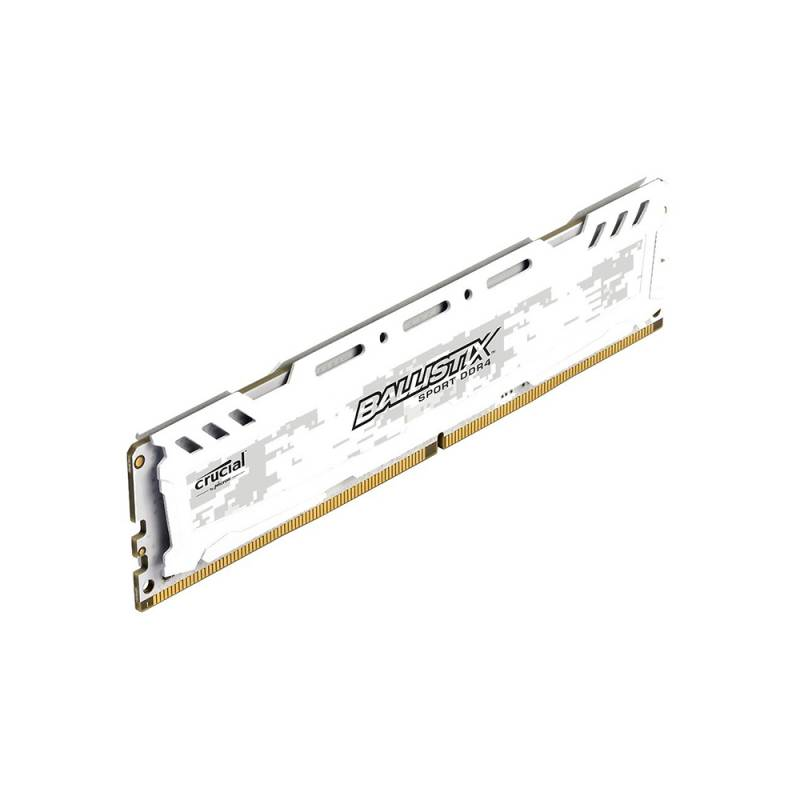 Memoria Ram Ballistix 8gb Ddr4 3200mhz White