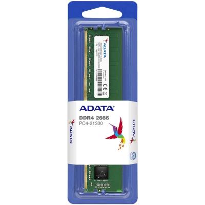 Memoria Ram A-data Ddr4 8gb 2666 Mhz Cl19