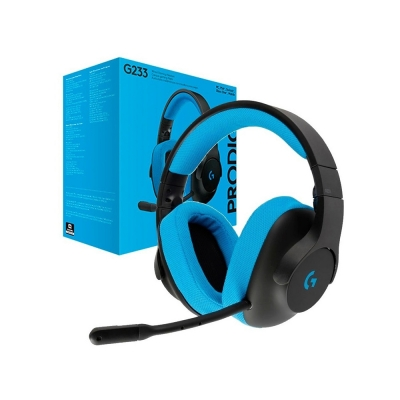Auriculares Logitech Gaming G233 Prodigy