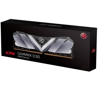 Ram Ddr4 8gb Adata Xpg 3200mhz Gammix D30 Black