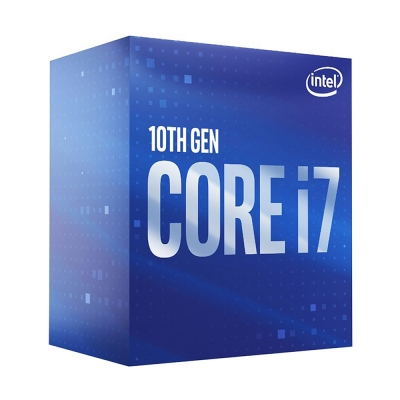 Procesador Intel Core I7 10700 4,80 Ghz 10 Gen (lga 1200)