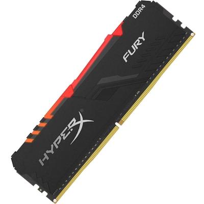 Memoria Ram Hyperx Fury Ddr4 16gb 2666mhz Rgb
