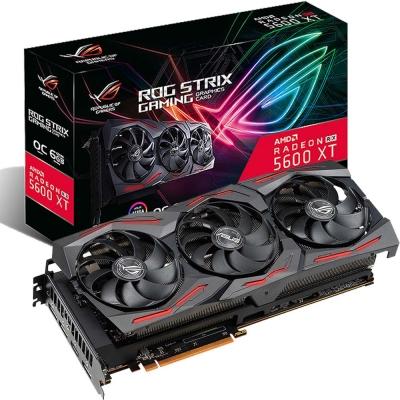 Placa De VÍdeo Asus Rog Strix Rx 5600 Xt Oc 6gb Gaming