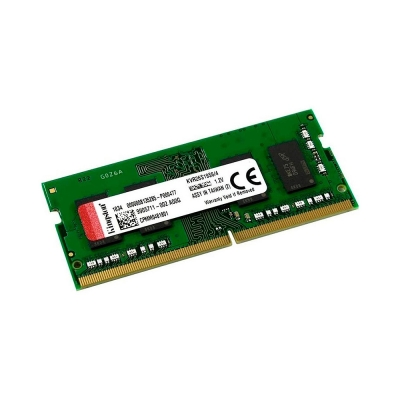 Memoria Ram Notebook 4gb 2666 Mhz Cl19 Kingston Sodimm