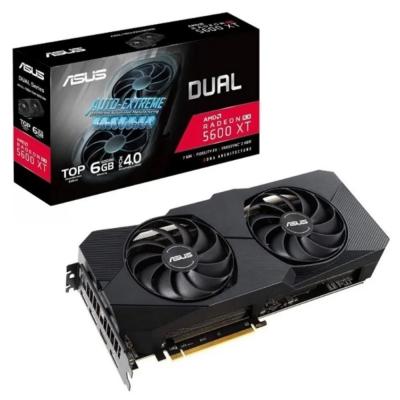 Placa De VÍdeo Amd Radeon Asus Dual Rx 5600 Xt 6gb Evo