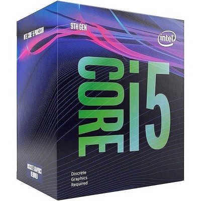 Procesador Intel Core I5-9400f 2.9g 9 Gen- Sin Video