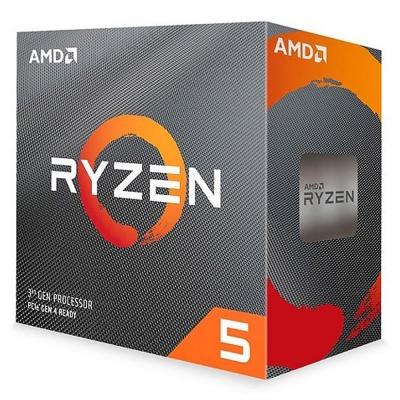 Procesador Amd (am4) Ryzen 5 3600 4,2ghz