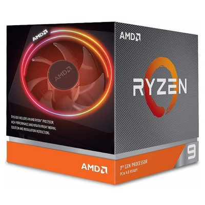 Procesador Amd Ryzen 9 3900x 4,6ghz (am4)