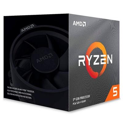Procesador Amd (am4) Ryzen 5 3600xt 4,5ghz