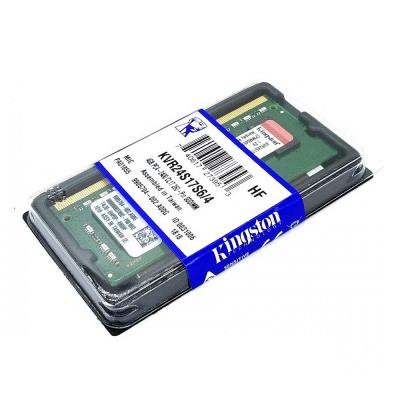 Memoria Ram Notebook 4gb 2400 Mhz Cl17 Kingston Sodimm