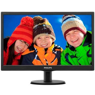 Monitor 19 Led Philips 193v5lhsb2 /55 Hd