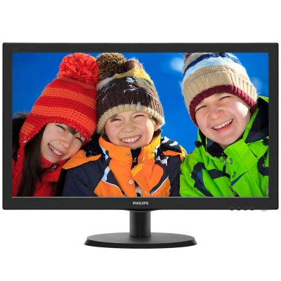Monitor 24' Led Philips 243v5lhsb