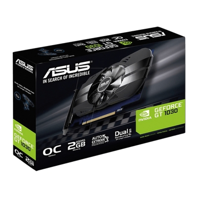 Placa De Video Asus Gt 1030 2gb Oc