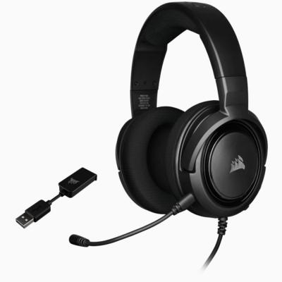 Auricular Corsair Gaming Hs45 Carbon