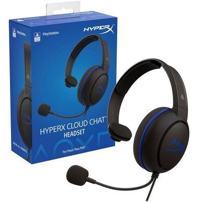 Auriculares Hyperx Cloud Chat Ps4