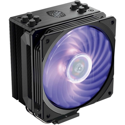 Cpu Cooler Cm Hyper 212 Black Edition Rgb