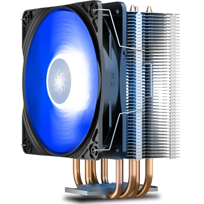 Cpu Cooler Deepcool Gammaxx 400 V2 Blue