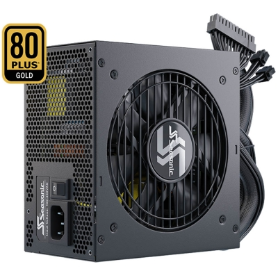 Fuente Seasonic Focus 750w Gm-750 80 Plus Gold