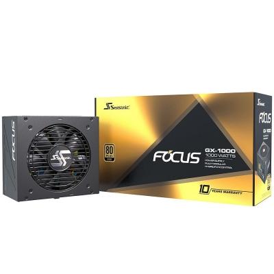 Fuente Seasonic Focus 850w Gx-850 80 Plus Gold