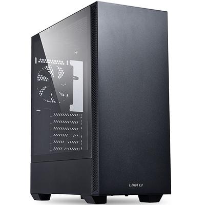 Gabinete Lian Li Lancool 205 Black 2x120mm Rgb