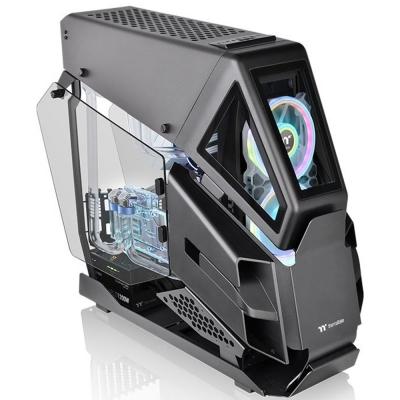 Gabinete Thermaltake Ah T600 Tempered Glass 2 Full Tower Black