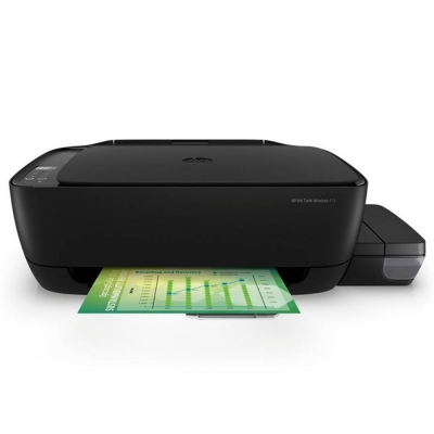Impresora Hp Color 415 Z4b53a Sistema Continuo