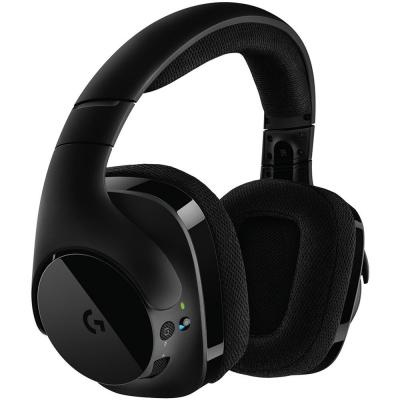Auricular Logitech Gaming G533 Wireless 7.1 Black