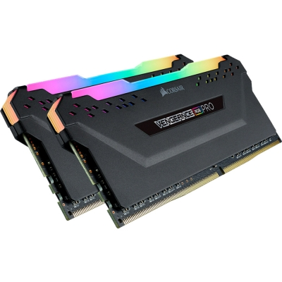 Memoria Ram Ddr4 Kit 16gb 3200mhz (2x8gb) Corsair Vengeance Rgb Pro Black