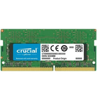 Memoria Ram Notebook 8gb 2666 Mhz Cl19 Crucial Sodimm