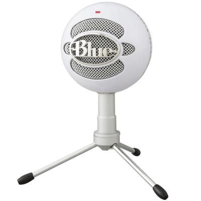 MicrÓfono Logitech Blue Snowball Ice White